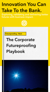 Corporate Innovation Playbook
