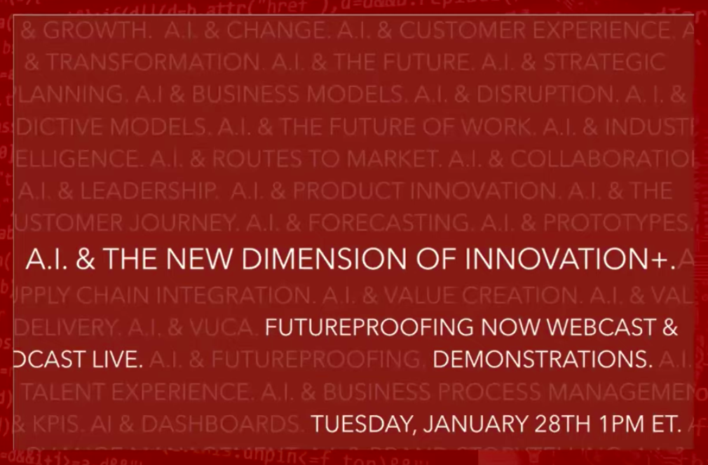 AI & New Dimension of Innovation++