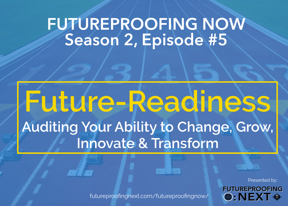 Season #2, Episode #5 - Future-ready