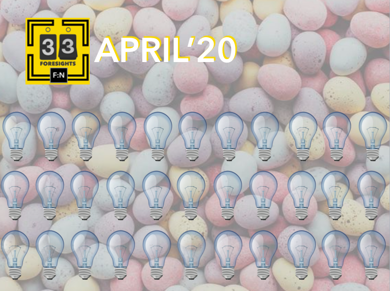 FN33 – 33 Change Headlines for April'2020