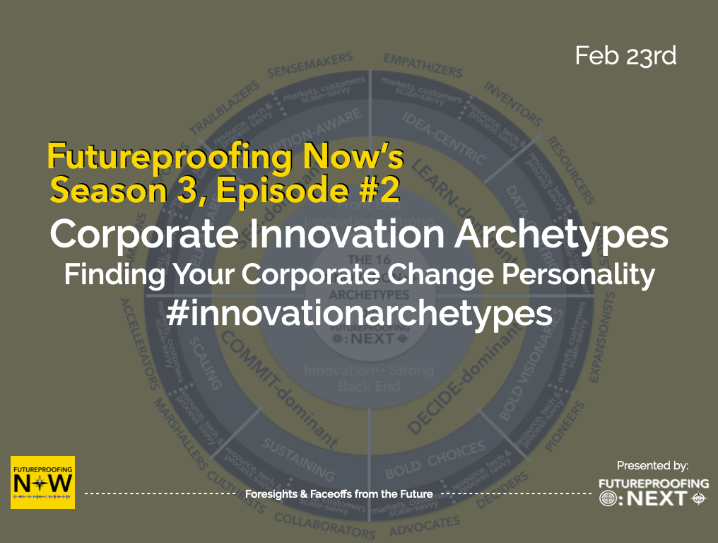 Season #3 Episode #2 - 16 Corporate Archetypes