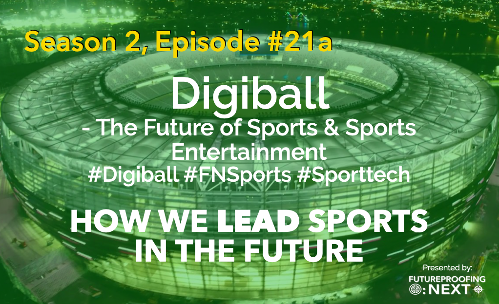 Digiball - How We Lead Sports in the Future