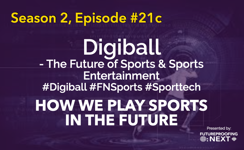 Digiball - How we Play Sports in the Future